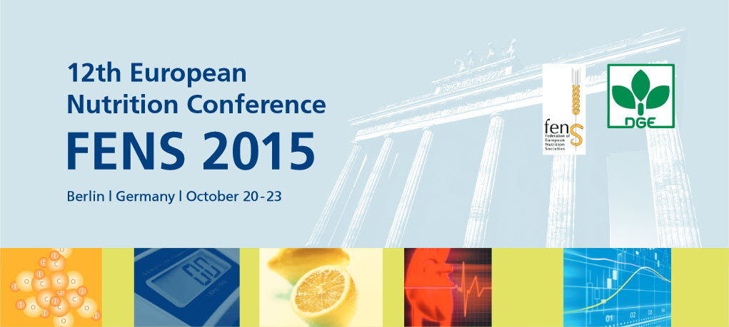 12th European Nutrition Conference 2015